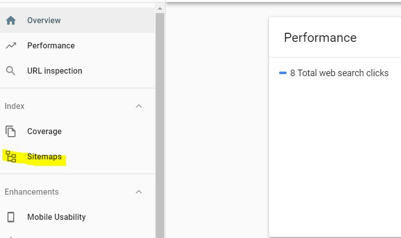 submit site to google search console for local business