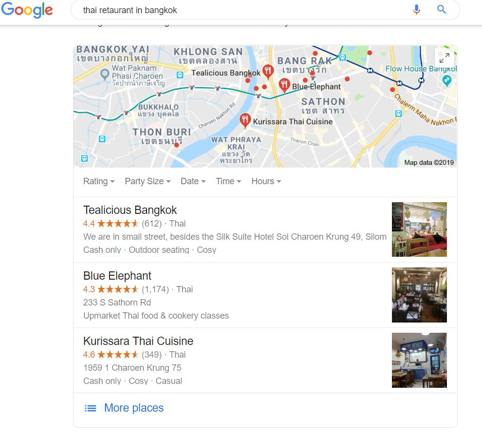claim google my business for hotel