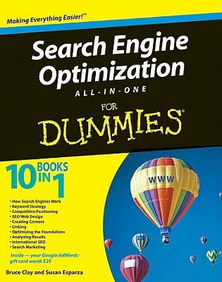 seo all in one for dummies