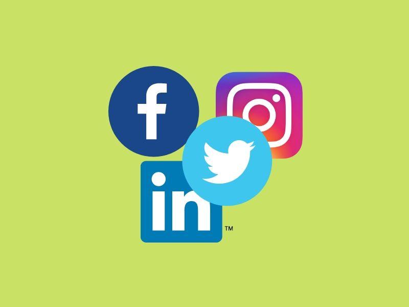limited social media platforms