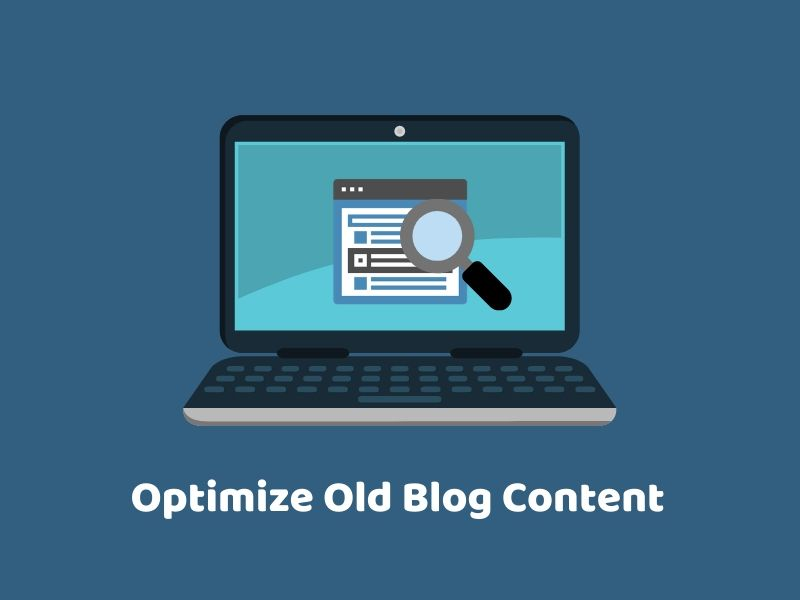 how to optimize old blog posts