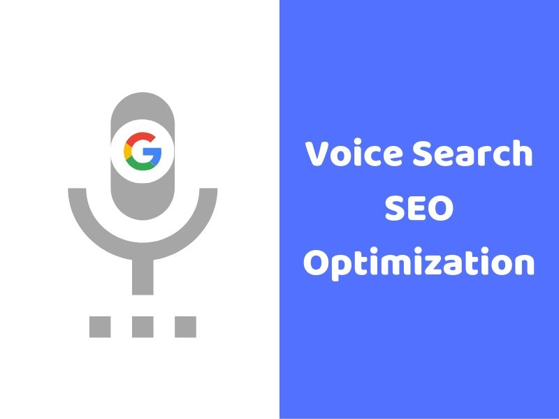 how to optimize website for voice search